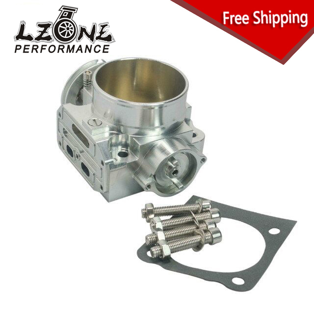 LZONE RACING - FREE SHIP NEW THROTTLE BODY FOR MITSUBISHI LANCER EVO 1 2 3 4G63 TURBO S90 THROTTLE BODY 70MM 1992-1995 JR6940 wlring free shipping new throttle body for evo 4g63 70mm cnc intake manifold throttle body evo7 evo8 evo9 4g63 turbo wlr6948 page 3