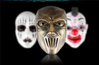 Free Shipping 1pc Heavy Metal Music Band Slip Joker Joey Milk Scary Masks Halloween Costumes Horror