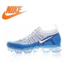 NIKE AIR VAPORMAX FLYKNIT 2,0 оригинальные аутентичные мужские бег обувь дышащая Спортивная Открытый Спортивная обувь Прогулки 942842