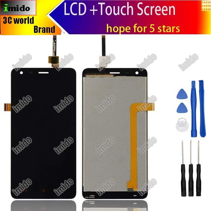 imágenes para Ensamblaje del panel de LCD de 4.7 pulgadas con pantalla táctil sensor de cristal para xiaomi hongmi redmi redmi2 2 + herramientas