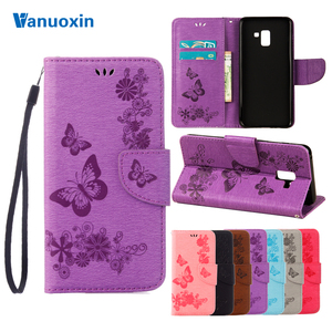 Leather Case For Funda Samsung