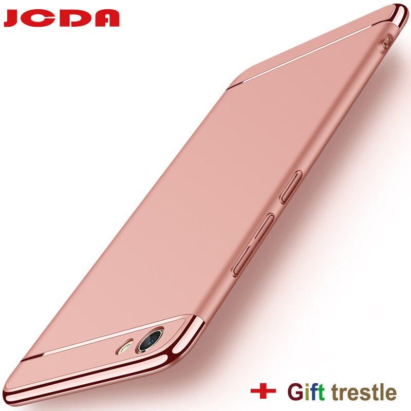 ДЛЯ <font><b>VIVO</b></font> X6 X7 x9 плюс Y51 y55 <font><b>Y66</b></font> y67 чехол для телефона jcda бренд задняя крышка Роскошные Mofi тонкий жесткий 3 В 1 защитный Coque антидетонационных