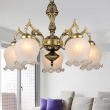 ¡Novedad de 2020! lámpara LED vintage de zinc auténtico para dormitorio, lámparas de araña, luces interiores novedosas para decoración de bodas, luz de cocina