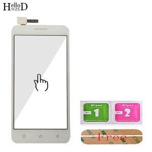 Image 5 - HelloWZXD 5 panneau de numériseur en verre décran tactile avant de téléphone portable pour Lenovo Vibe C A2020 A2020a40 outils de capteur de lentille adhésif