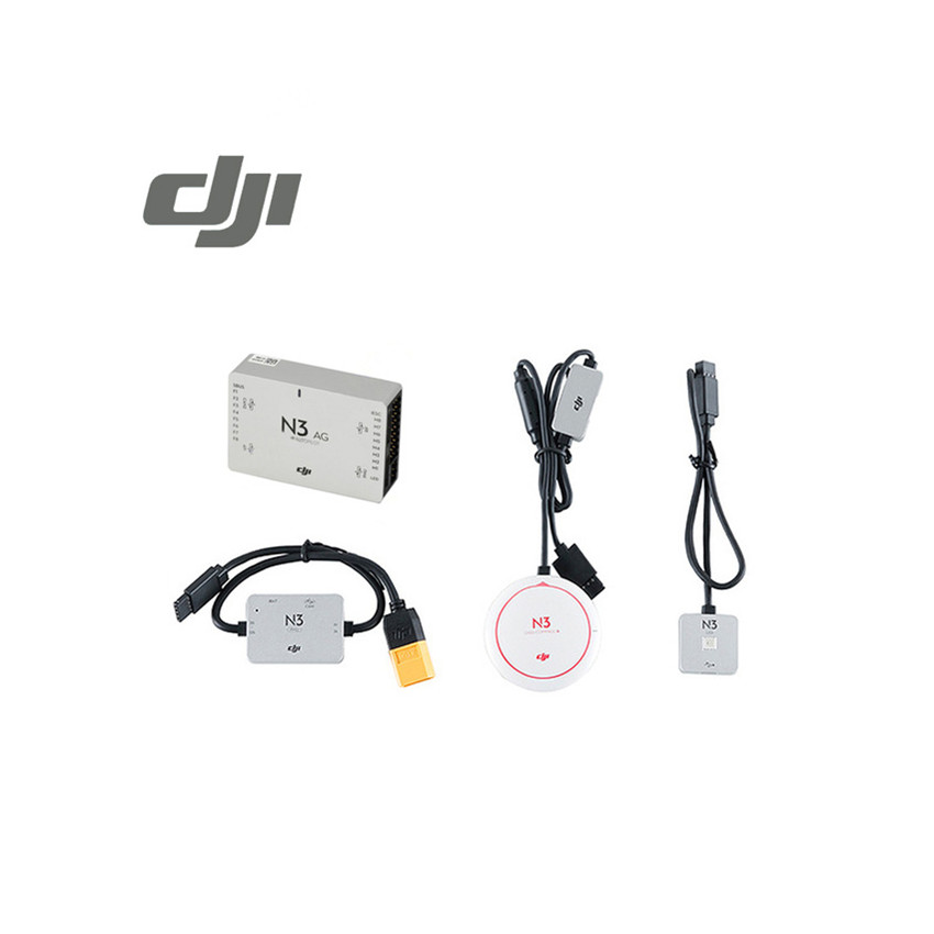 DJI N3 AG Flight Controller Agriculture Version Dual IMU Redundancy Sport Mode Drone Quadcopter SDK Fly