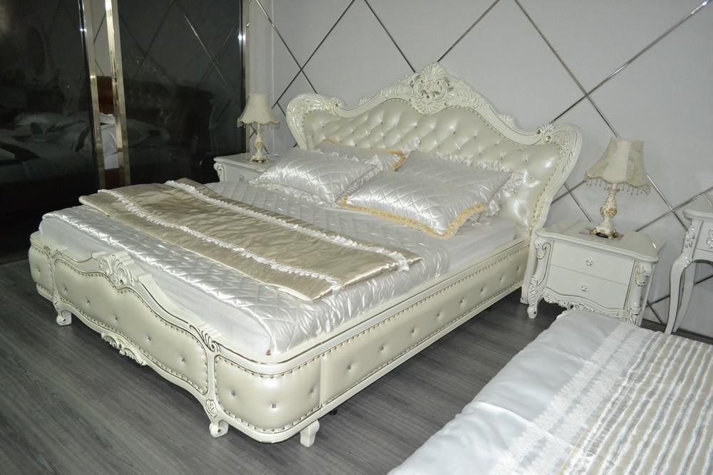Cabecero Cama Soft Bed Bedroom Furniture 2016 Top Fashion No Genuine Leather Soft Bed Special Offer King Size Modern Sofa Beds smoby детская горка king size цвет красный