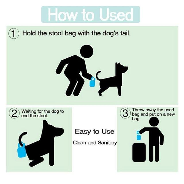 Handsfree™ Dog Poop Collector