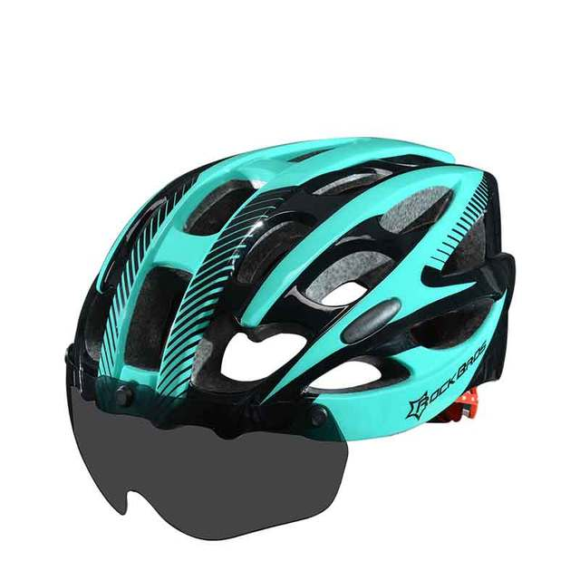 ROCKBROS Windproof  Bicycle Helmet With