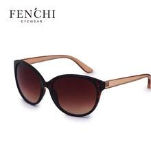 FENCHI – lunettes de soleil yeux de chat pour femmes, vintage, tendance, rétro, ombres