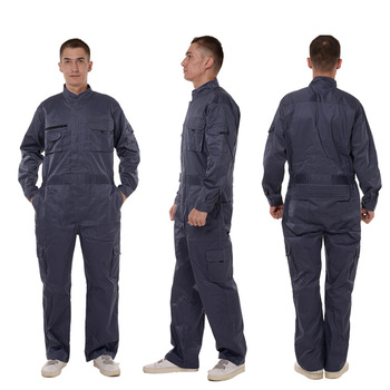 High Quality Men's 100% CottonWorking Coveralls Industrial Jumpsuit Workwear Work Clothes Bib Overall