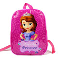 IVI Children princess sofia bags lovely small bags cartoon brand kids sofia backpack Children school bags for girls Student bag
