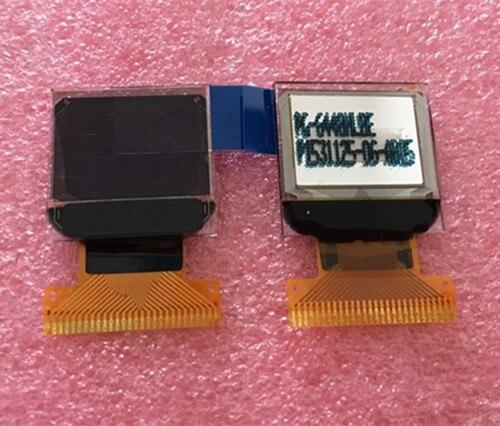 Unterhaltungselektronik Einfach Noenname_null 0,66 Zoll 28pin Blaue Oled-bildschirm Ssd1306 Antrieb Ic 64*48 Spi/i2c/parallelschnittstelle Bildschirme