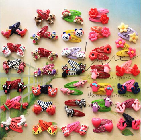 New Arrival styling tools Cute Multi-style cartoon hairpin headwear hair accessories for women girl children make you fashion 8 pieces children hair clip headwear cartoon headband korea girl iron head band women child hairpin elastic accessories haar pin