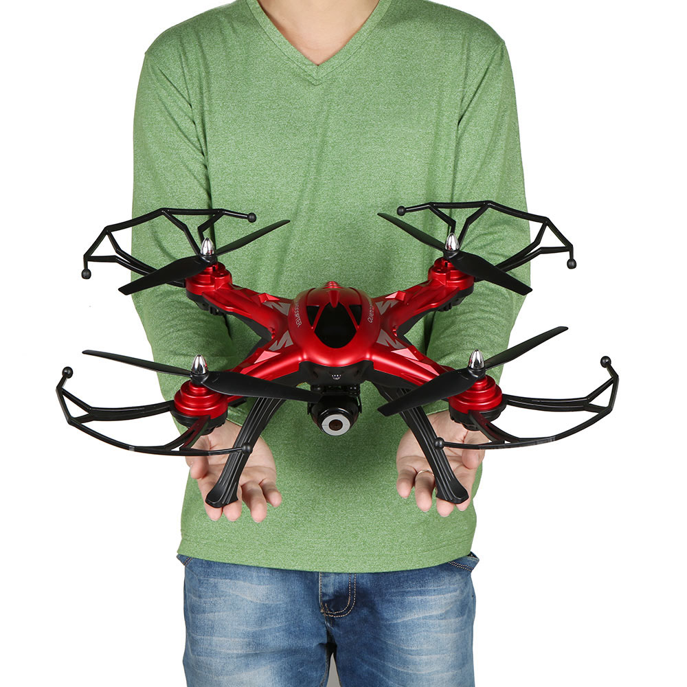 JJRC H25G 2.4GHz 4CH 6-axis Gyro 5.8G FPV RC Quadcopter with 2.0MP HD Camera One Key Return CF Mode 360 Eversion Function