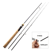 NEW ul spinning rod 1.8M 2Tips 1.5-5g lure weight Casting spinning rods 3-6LB line weight ultra light spinning fishing rod spinning