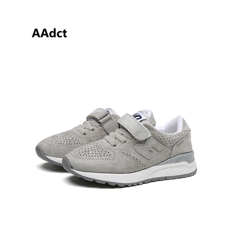 AAdct 2017 summer Brand sports children sheoes Running kids shoes for boys sneakers Nubuck leather High-quality girls shoes tipsietoes brand high quality star sheepskin leather kids children sneakers shoes for boys and girls 2016 summer autumn a23001 page 9
