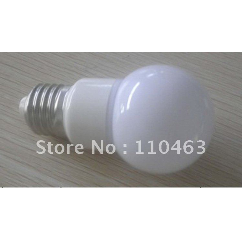 High Power E27 3w LED Light LED Bulb LED Lamp AC90V-265V 267LM bedroom Led bulb light indoor lighting mini bulbs for the home