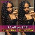 Indian Deep Curly Hair Rosa Hair products 4 Bundles Indian Deep Wave Indian Virgin Hair Cheap 7a Unprocessed Curly Virgin Hair