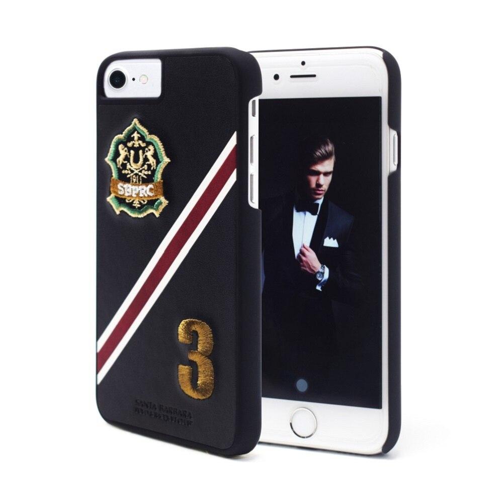 Accesorios Del Teléfono celular para iPhone6 7 para iPhone6 7 Plus Club Logo Pat