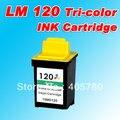 LM 120 (15M0120) color INK cartridge compatible for lexmark 120 lm 120 CJ-3200/5000/5700/5770/7000/7200/7200v/z11/21/31/42/43/45