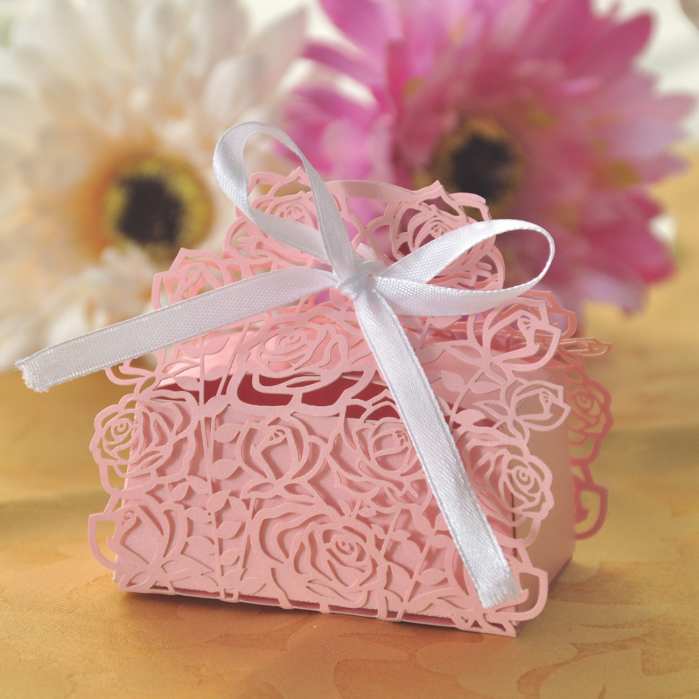 20pcs/set Romantic Wedding favors Decor Butterfly Candy Gift Boxes ...