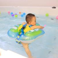 Baby Swimming Ring Inflatable Infant Armpit Floating Swimming Ring Safety Infant Circle Swim Trainer Kid Water Toys For Children