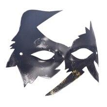 Винтажные сексуальные мужские и женские Кружевные маски для танцев, таинственные Ретро полумаски, Маскарадная маска для Хэллоуина