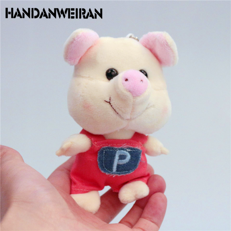 Handanweiran Stuffed Animals Cute Plush Pig Toys Kawaii