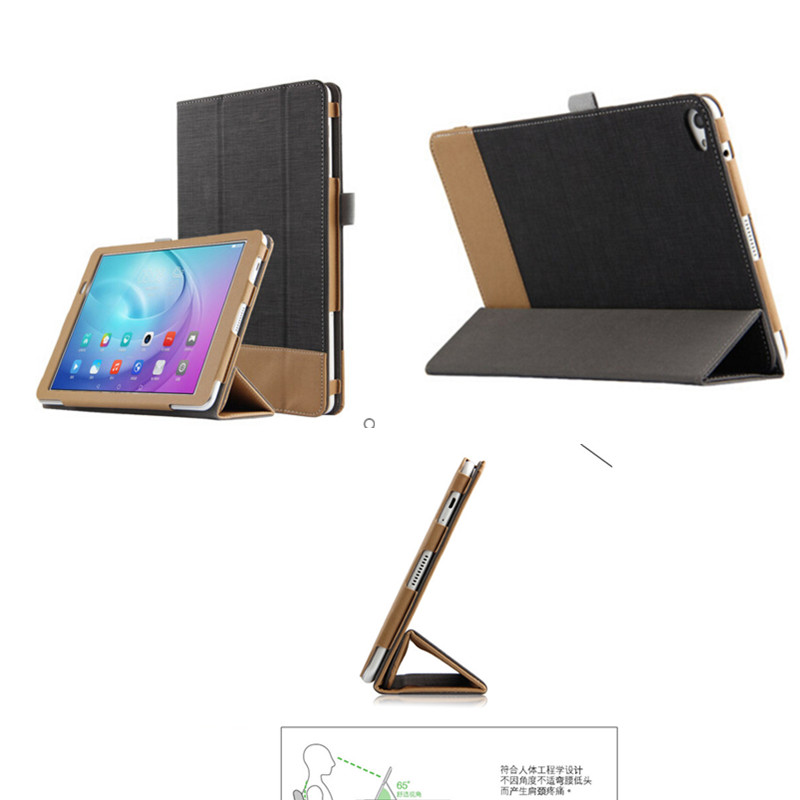 SD Mediapad T2 10.0 Pro Tablet Stand PU Leather Cover Protective  Case For Huawei MediaPad T2 10.0 Pro FDR-A01W FDR-A03L 10.1 new fashion pattern ultra slim lightweight luxury folio stand leather case cover for huawei mediapad t2 pro 10 0 fdr a01w a03l page 2