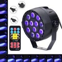 Best Price 36W UV Purple LED Stage Light DMX Stage Lighting Effect Par Lamp For Party