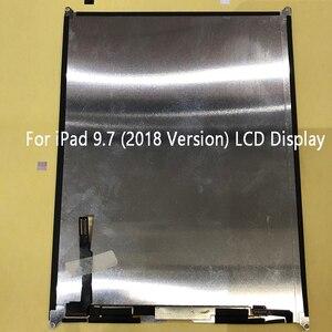 Image 4 - 1PCS נבדק לוח תצוגה עבור iPad iPad 6 6th Gen (2018 גרסה) a1893 A1954 LCD תצוגת מסך Digitizer להחליף משלוח חינם