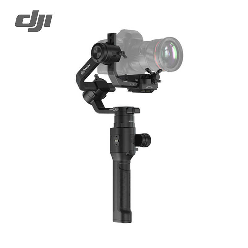 DJI Ronin S Essentials Kit and Standard Kit Superior 3 Axis Stabilization Ronin S brand new