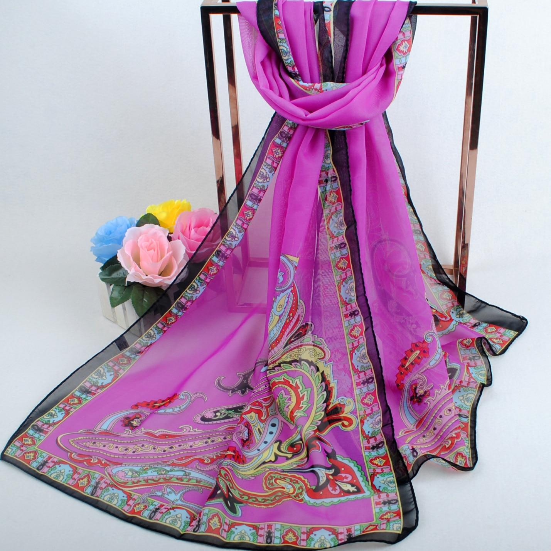 Free Shipping Luxury Brand Summer Women Scarf Silk Scarves Female Shawls Foulard Beach Cover-ups Wraps Bandanna Ladies Pareo