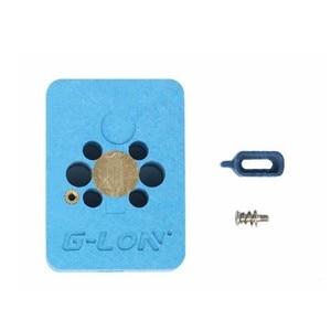 Image 5 - G 経度 imesa タッチ id 指紋修理プラットフォームフレックスケーブルで固定するための iphone 7 7 プラス 8 8 プラス原点復帰ボタン故障