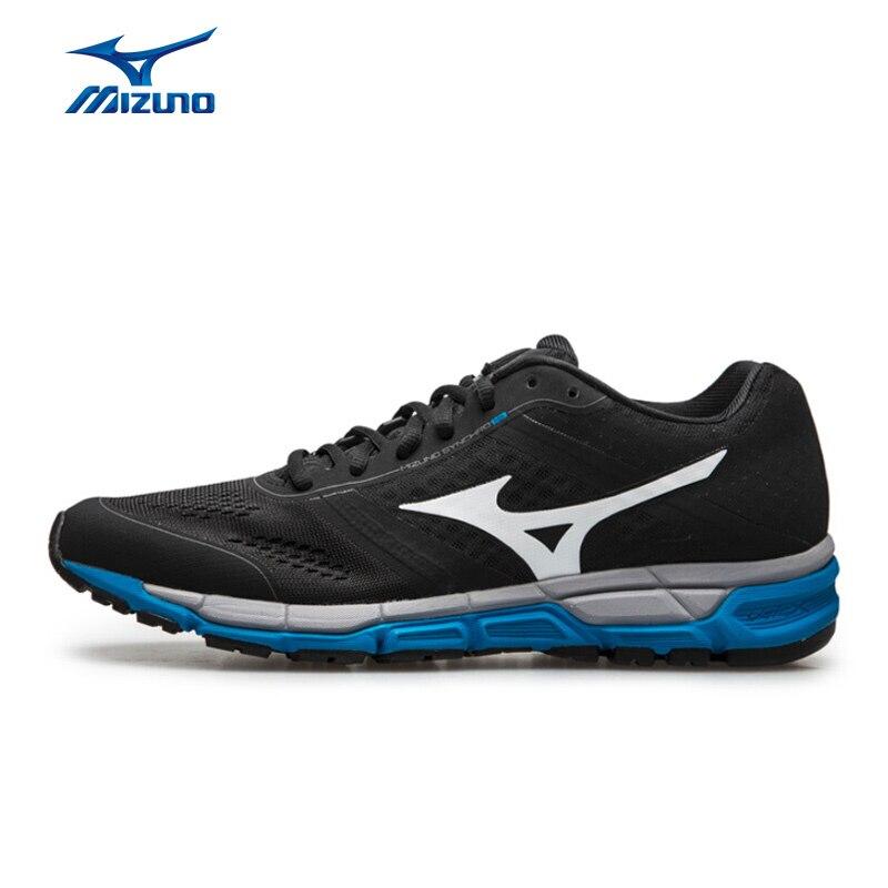 MIZUNO Uomini SYNCHRO MX Ammortizzazione Sneakers Luce Da Jogging Scarpe Da Corsa delle Calzature Scarpe Sportive Traspirante J1GE161909 XYP438