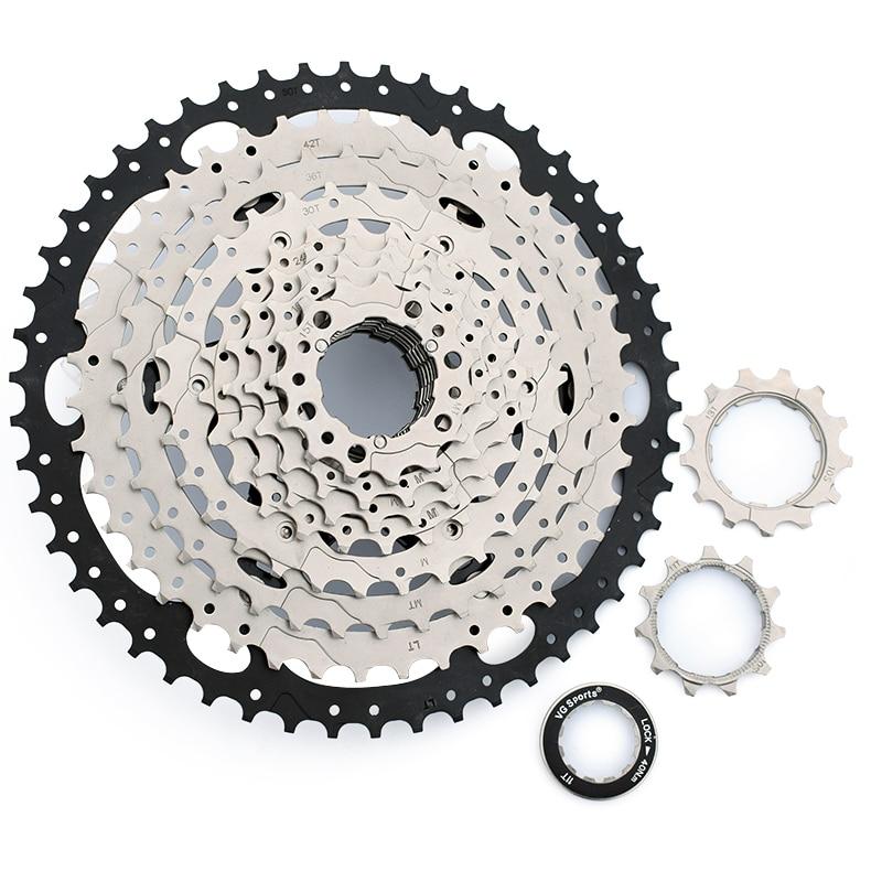 Details about  /Mountain Bike Cassette Freewheel Cover Detachable For 11T Cycling Lock Cap