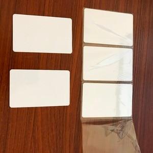 Image 3 - Mi Fare Desfire 8K Mf D81 Desfire 8K Witte Kaarten EV18K Kaart Rifd Passieve Tags 10 Stks/partij