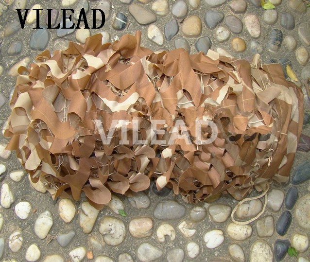 VILEAD 4M*4M Woodland Leaves Camouflage Camo Net For Hunting Camping Military Photography 4m солнечная механика 4m