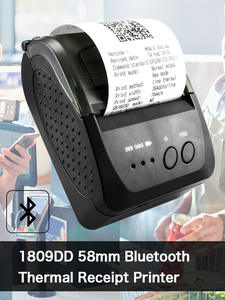 NETUM Thermal-Receipt-Printer Pos-System Bluetooth Portable Android/ios 58mm 1809DD