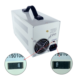 Image 2 - New LW  PS 3010DF laboratory DC power supply 30V10A high precision4 digit LED display USB charging repair switching power supply