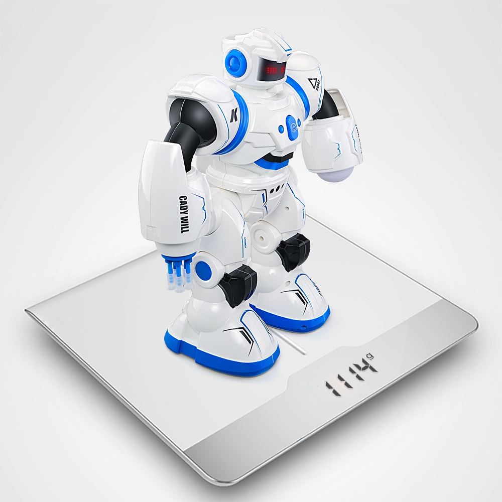 JJRC R3 Robot Toys Intelligence Programming Dancing Gesture Sensor Control Blue Red for Kids Birthday Gift Spare Parts