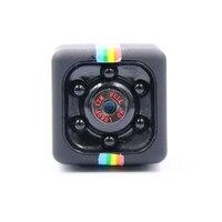 Free Shipping SQ11 HD Camcorder HD Night Vision Mini Camera 1080P Mini DV Camera