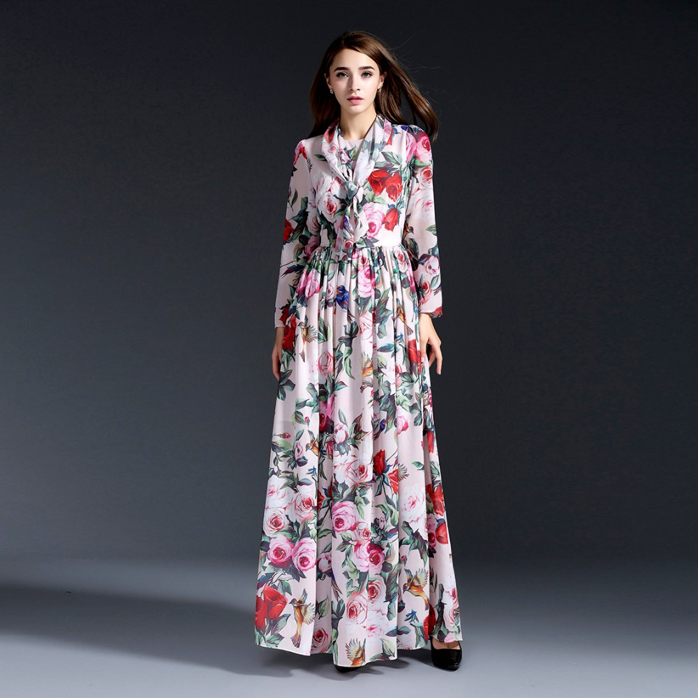 Compare Prices on Maxi Dress Patterned- Online Shopping/Buy Low ...