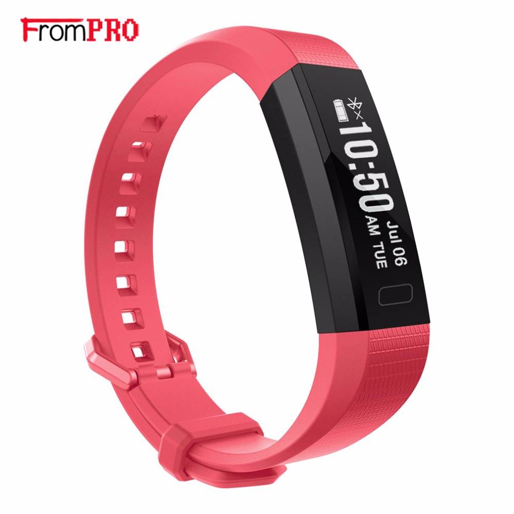 Y11 Fitness Tracker Heart Rate Monitor Smart Band Bracelet Pedometer Wristband Smartband for IOS Android Xiaomi