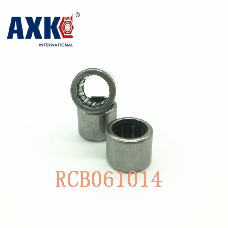 все цены на 2018 Axk Rcb061014 Inch Size One Way Drawn Cup Needle Bearing 9.525*15.88*22.22 Mm ( 2 Pcs ) Cam Clutches Rcb 061014 Back Stops онлайн