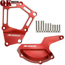 купить Newest design Engine Guard Protect Motorcycle Engine Guard Protect Saver Cover Slider Protector for BMW S1000RR HP4 K42 K46 по цене 2010.6 рублей