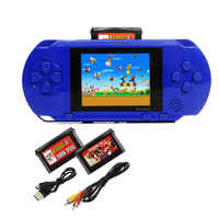 Consola palmar Portatile A 16 bits Pxp 3 Videogioco Portatile 150 + juego