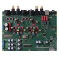 Отделка es9018 Супер цап Поддерживает Коаксиальный волокна USB DSD PCM384K мягкая ПАНЕЛЬ управления с четырьмя слоя ES9018 ЦАП включают дисплей