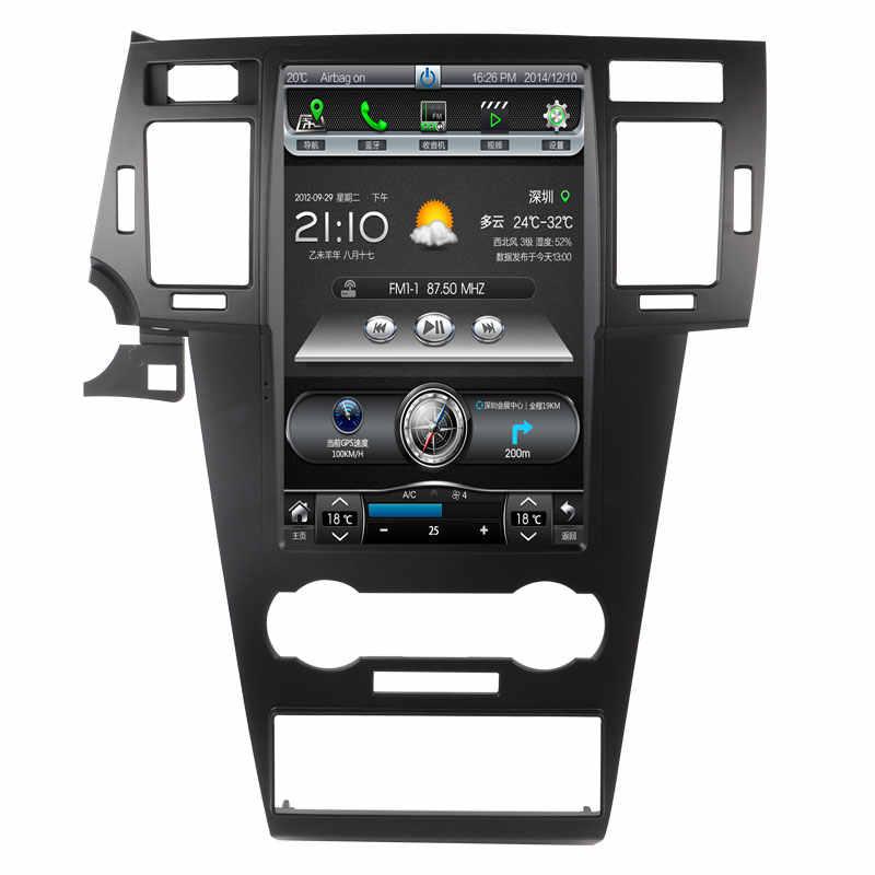 9.7/12.1 インチのアンドロイド 8.1 オクタコア IPS カーマルチメディアプレーヤー GPS ナビゲーション DVD システムブルートゥース無線 Lan 4 グラムシボレー EPICA