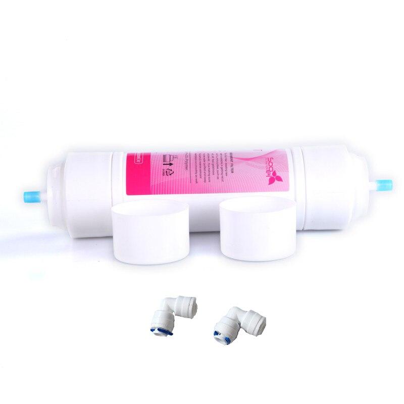 11 Inch WATER FILTER PP SEDIMENT CARTRIDGE With 2 Fittings Water Purifier Filter Cartridge Aquarium REVERSE OSMOSIS